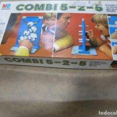 Juegos de mesa: JUEGO COMBI 5 2 5 MB. Lote 109069691