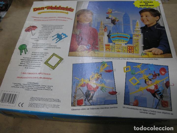 Juegos de mesa: JUEGO DAN EL MALABARISTA MB - Foto 2 - 109071363