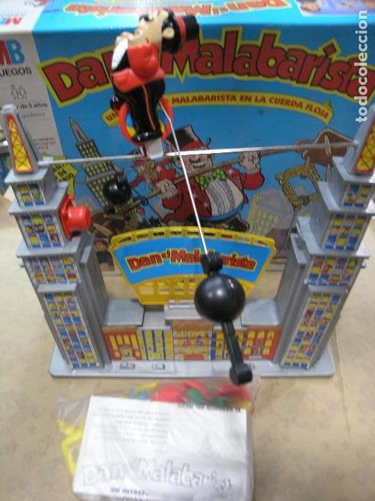 Juegos de mesa: JUEGO DAN EL MALABARISTA MB - Foto 3 - 109071363