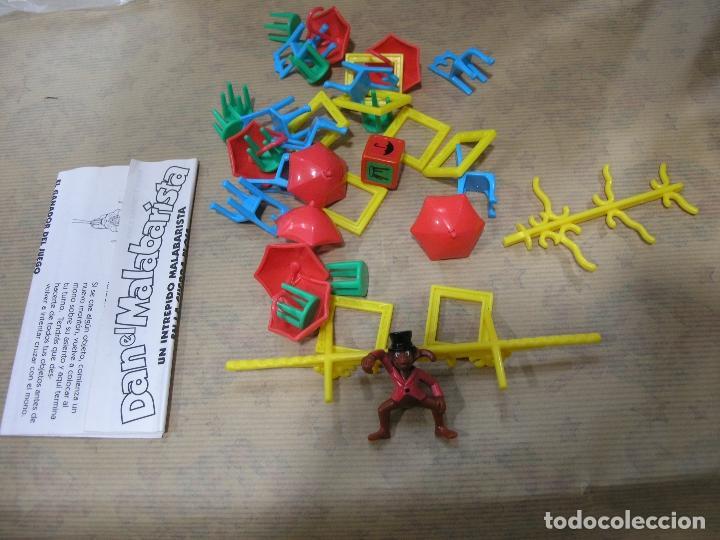 Juegos de mesa: JUEGO DAN EL MALABARISTA MB - Foto 4 - 109071363