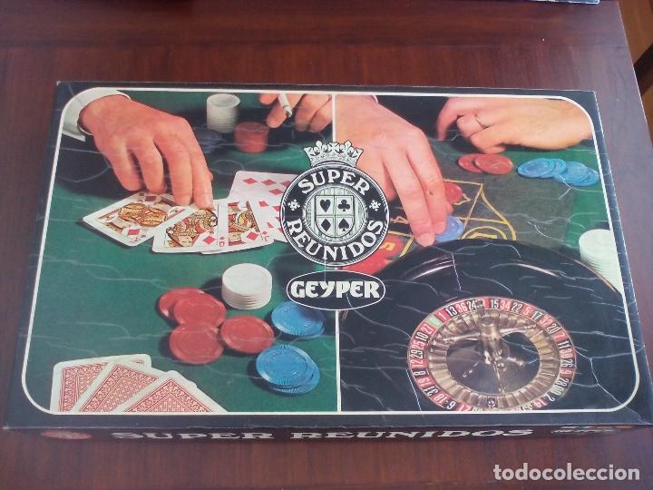 Super Juegos Reunidos Geyper Completo El Mas Gr Comprar Juegos De