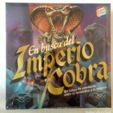 Juegos de mesa: IMPERIO COBRA DE CEFA - NUEVO PRECINTADO - JUEGO DE MESA. Lote 110083674