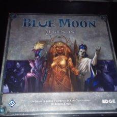 Juegos de mesa: JUEGO DE MESA - BLUE MOON LEGENDS - EDGE PRECINTADO. Lote 109476871