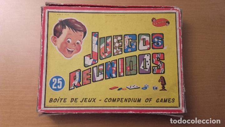 25 Juegos Reunidos Geyper Antiguo Comprar Juegos De Mesa Antiguos