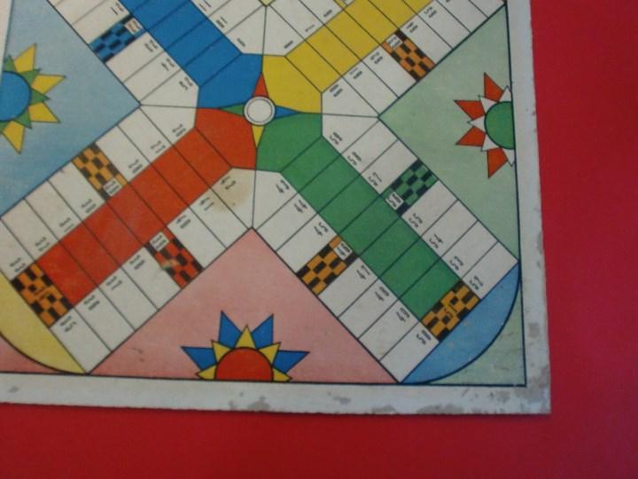 Juegos de mesa: PARCHIS Y JUEGO DE OCA EDITORIAL VALENCIANA ILUSTRADO POR KARPA AÑOS 50 - Foto 9 - 110019287