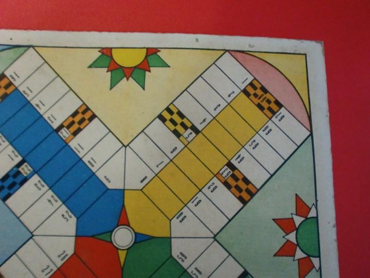 Juegos de mesa: PARCHIS Y JUEGO DE OCA EDITORIAL VALENCIANA ILUSTRADO POR KARPA AÑOS 50 - Foto 10 - 110019287