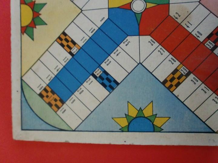 Juegos de mesa: PARCHIS Y JUEGO DE OCA EDITORIAL VALENCIANA ILUSTRADO POR KARPA AÑOS 50 - Foto 11 - 110019287