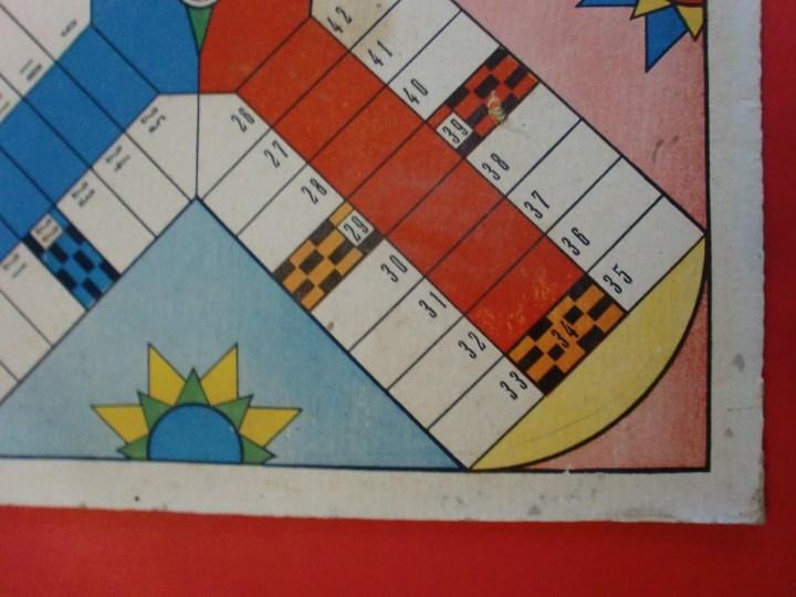 Juegos de mesa: PARCHIS Y JUEGO DE OCA EDITORIAL VALENCIANA ILUSTRADO POR KARPA AÑOS 50 - Foto 12 - 110019287