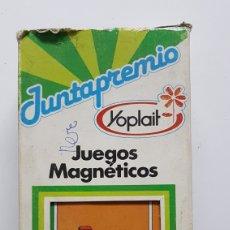 Juegos de mesa: JUNTAPREMIO YOPLAIT JUEGOS MAGNÉTICOS ORIGINAL AÑOS 80. Lote 110111715