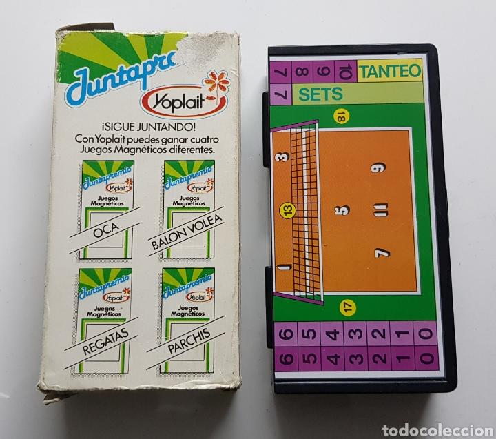 Juegos de mesa: Juntapremio Yoplait juegos magnéticos original años 80 - Foto 2 - 110111715