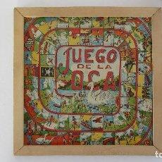 Juegos de mesa: JUEGO PARCHIS Y OCA. Lote 110140663