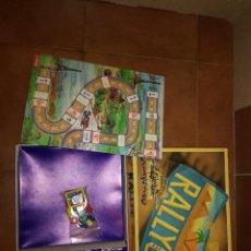 Juegos de mesa: JUEGO DE MESA RALLYE DE CEFA. Lote 110595999