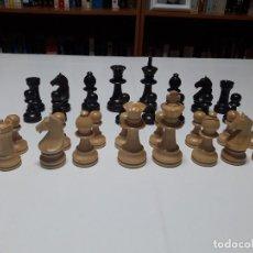 Juegos de mesa: PIEZAS DE AJEDREZ DE MADERA. STAUNTON 6. MODELO EUROPA.. Lote 110686883
