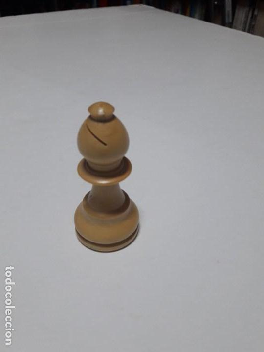 Juegos de mesa: Piezas de ajedrez de madera. Staunton 6. Modelo Europa. - Foto 5 - 110686883