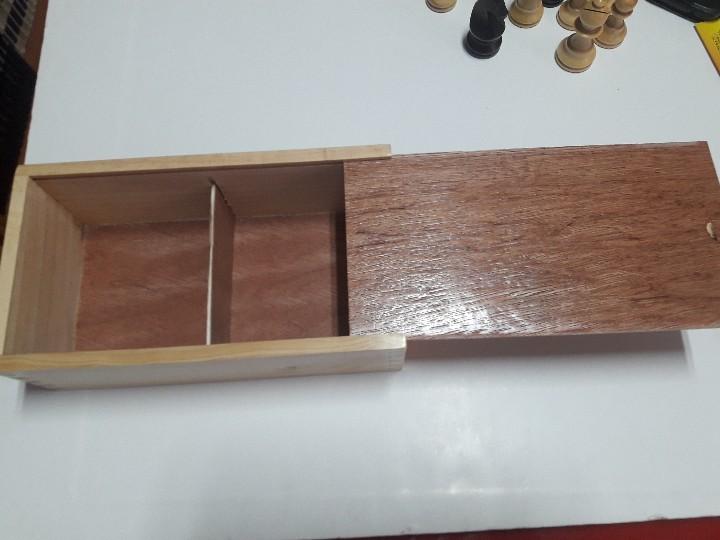 Juegos de mesa: Piezas de ajedrez de madera. Staunton 6. Modelo Europa. - Foto 10 - 110686883