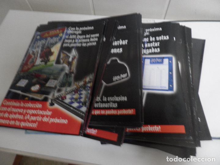 Juegos de mesa: CURSO DE AJEDREZ HARRY POTTER -PLANETA AGOSTINI -SOLO FASCICULOS( 46) - Foto 7 - 110740171