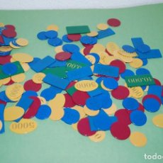 Juegos de mesa: FICHAS DE POKER. Lote 110752827