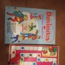 Juegos de mesa: JUEGO DE MESA LOS DIMINUTOS DE FALOMIR JUEGOS. Lote 110842279