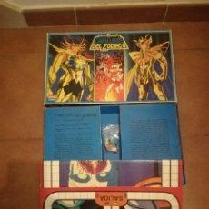 Juegos de mesa: JUEGO DE MESA DE LOS CABALLEROS DEL ZODIACO DE FALOMIR JUEGOS. Lote 110842407