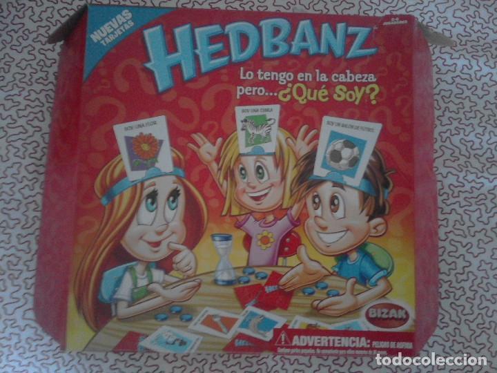 Hedbanz Comprar Juegos De Mesa Antiguos En Todocoleccion 110906207