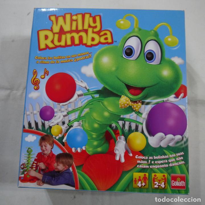 Willy Rumba Goliath Comprar Juegos De Mesa Antiguos En