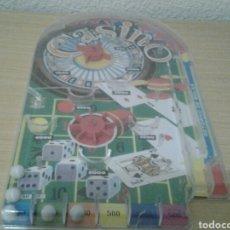 Juegos de mesa: MINI PIN BALL. Lote 111066528