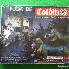 Juegos de mesa: JUEGO DE MESA LA FUGA DE COLDITZ DE NAC. Lote 111407719