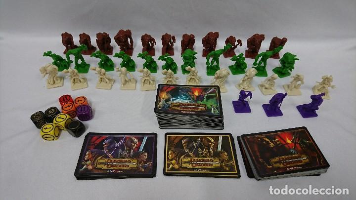 Piezas Dados Y Cartas Del Juego Dragones Y Maz Comprar Juegos De
