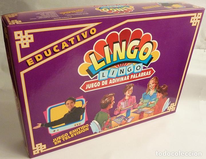 Lingo Juego De Adivinar Palabras Gameline Comprar Juegos De