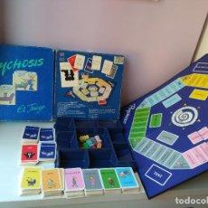 Juegos de mesa: JUEGO DE MESA PSYCHOSIS MB VINTAGE AÑOS 80 RARO. Lote 139258285