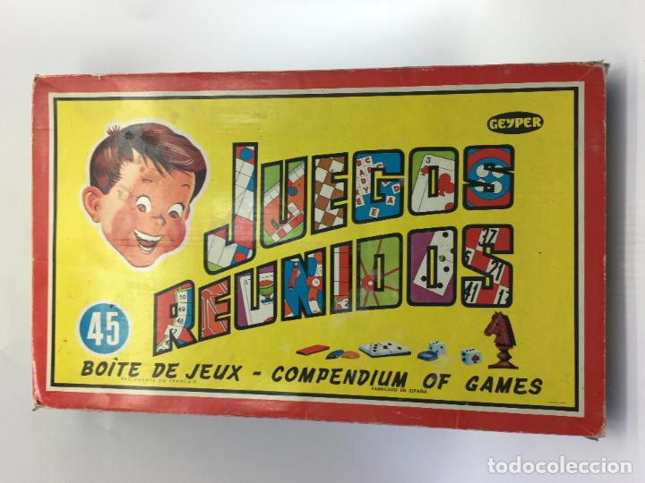 Juegos Reunidos Geyper 45 Incompleto Para Com Comprar Juegos De