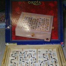 Juegos de mesa: JUEGO MADERA OKOIA. Lote 111605542