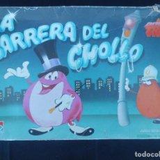 Juegos de mesa: UN, DOS, TRES, LA CARRERA DEL CHOLLO, CONCURSO 1,2,3 CHICHO IBAÑEZ SERRADOR. Lote 111615527