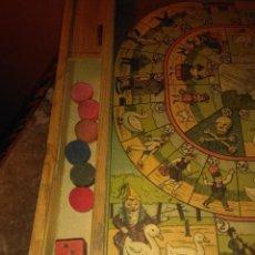 Auténtico juego de la oca años 20