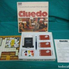 Juegos de mesa: JUEGO DE MESA CLUEDO DE PARKER. Lote 111639847