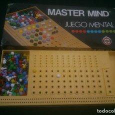 Juegos de mesa: JUEGO MENTAL MASTER MIND DE CAYRO. Lote 111647055