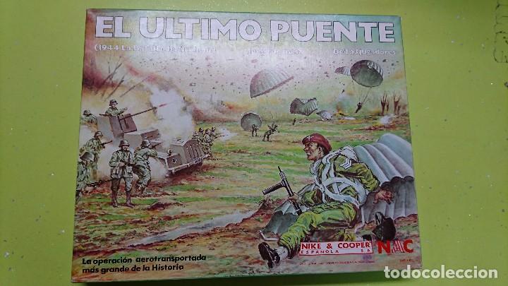 Juego De Mesa Nac El Ultimo Puente Wargames Comprar Juegos De