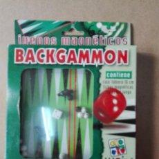 Juegos de mesa: JUEGO BACKGAMMON. Lote 111678655
