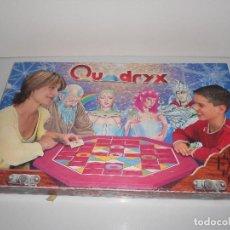 Juegos de mesa: QUADRYX JUEGO DE LÓGICA FAMOSA ESPAÑA AÑO 2002 - NUEVO EN CAJA. Lote 111686251