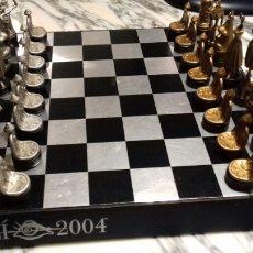 Juegos de mesa: AJEDREZ DE DALÍ - DIARIO CINCO DÍAS - ENDESA - 2004 - COMPLETO. Lote 111812726
