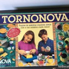 Juegos de mesa: TORNONOVA JUEGO DE MESA EDUCATIVO HASBRO INTERNACIONAL 1998 MARCA MEDITERRÁNEO. Lote 111874003