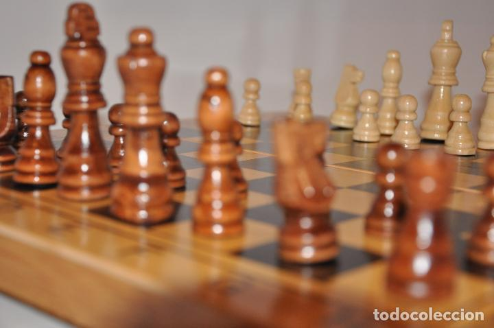 Juegos de mesa: Ajedrez con .Backgammon. - Foto 5 - 111901171