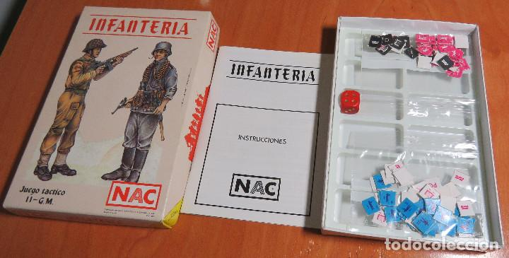 Juegos de mesa: INFANTERIA JUEGO NAC - Foto 2 - 111919175