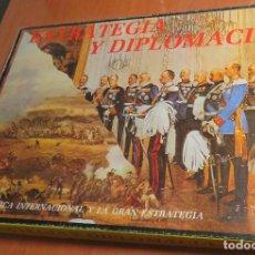 Juegos de mesa: ESTRATEGIA Y DIPLOMACIA JUEGO NAC TYR. Lote 111919695