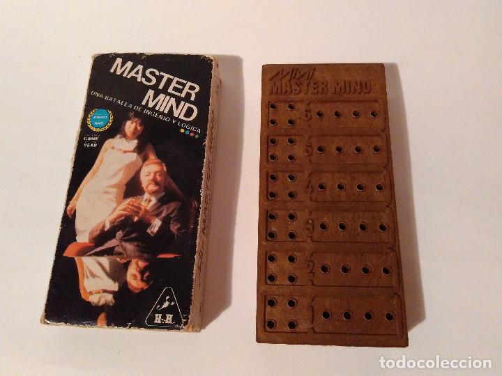 Juegos de mesa: Juego Mini Master Mind. Años 70 - Foto 2 - 148136852