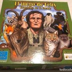Giochi da tavolo: EL JUEGO DE FELIX RODRIGUEZ DE LA FUENTE. Lote 112017867
