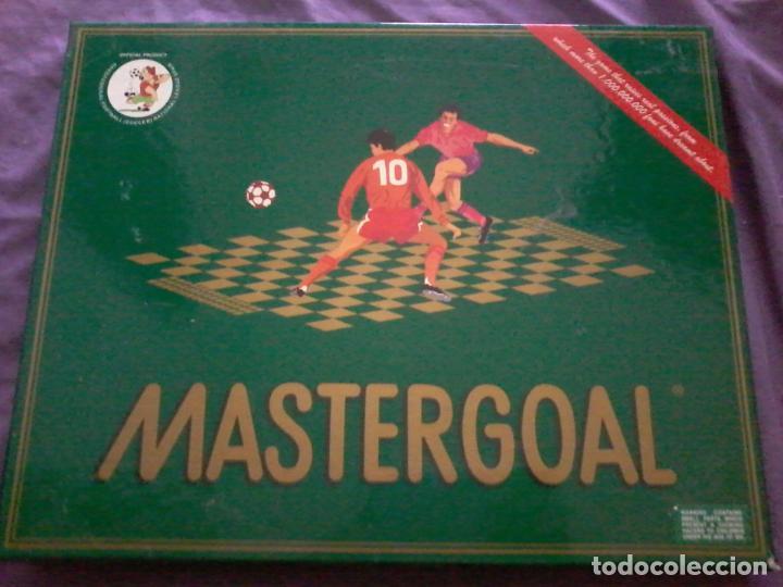 JUEGO DE MESA MASTERGOAL (Juguetes - Juegos - Juegos de Mesa)