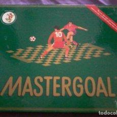 Juegos de mesa: JUEGO DE MESA MASTERGOAL. Lote 112025455