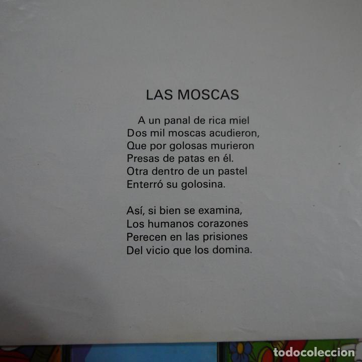 Juegos de mesa: ROMPECABEZAS DE 12 CUBOS DE PLÁSTICO - FABULAS TOMO I - Foto 9 - 112153647