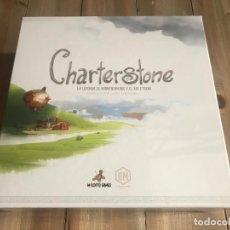 Juegos de mesa: JUEGO DE MESA - CHARTERSTONE - MALDITO GAMES - PRECINTADO - BOARDGAME - LEGACY. Lote 112232087